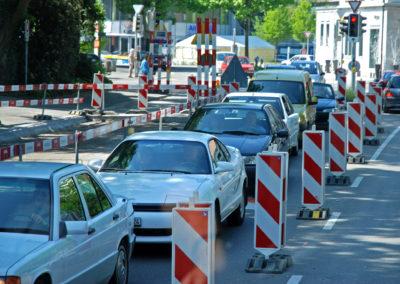 Die Schweiz ist bei der Lärmbekämpfung im Verzug