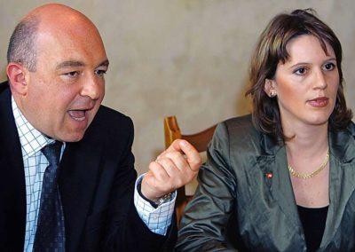 Jositsch und Galladé: Liebes-Aus!